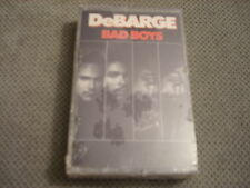 SEALED RARE OOP el DeBarge CASSETTE TAPE Bad Boys SWITCH Brothers Johnson soul !