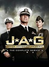 PB TV-JAG-COMPLETE SERIES (DVD) (55DISCS) DVD NEW