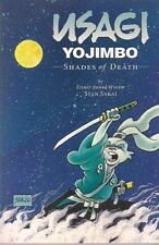 USAGI YOJIMBO: SHADES OF DEATH DARK HORSE COMICS  PAPERBACK