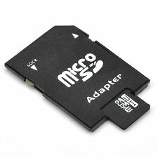 64gb Micro SD Card con Adattatore TF FLASH MEMORY CARD