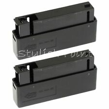 Airsoft 2pcs 25rd Mag Magazine For MB01 MB04 MB05 L96 Bolt Action Sniper Rifle