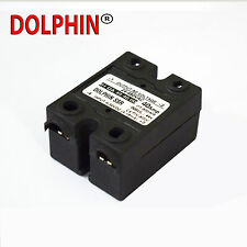 Solid State Relay  SSR DC to AC  rating -  40 A   Make - Dolphin