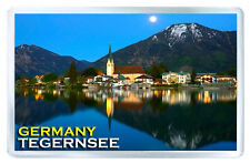 TEGERNSEE GERMANY FRIDGE MAGNET SOUVENIR IMAN NEVERA