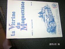 ** La Vitrine du Maquettiste n°11 Aquilon 20-202-203 Siege ejectable Le F.1