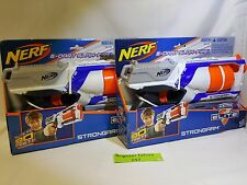 Lot of 2! Nerf N-Strike Elite Strongarm Blaster! IN PACKAGE! FREE SHIP!