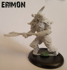 Erimon, son of  - Minotaur beastman proxy miniature warhammer fantasy