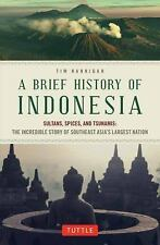 A Brief History of Indonesia : Sultans, Spices, and Tsunamis: the Incredible...