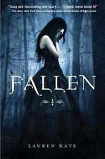 Fallen: Fallen Bk. 1 by Lauren Kate (2009, hardcover) sexy fascinating and scary