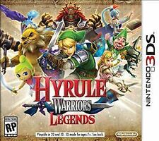 Hyrule Warriors Legends (Nintendo 3DS, 2016)