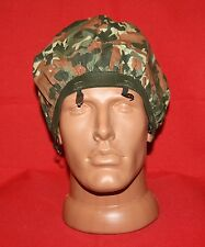 Tactical Military Outdoor M88 PASGT Kelver Swat Helmet Cover German Flecktarn