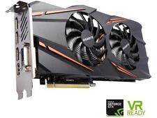 New GIGABYTE GeForce GTX 1070 WindForce OC 8GB GV-N1070WF2OC-8GD 256-Bit GDDR5