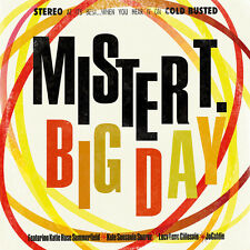 """Mister T. – Big Day NEW Cold Busted BUSTEDINCHES24 VINYL 12"""" LP"""