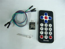Infrared Wireless Remote Control Kits for Arduino AVR PIC 2016
