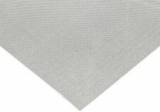 304 Stainless Steel Woven Mesh Sheet, Unpolished (Mill) Finish, ASTM E2016-06
