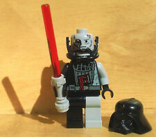 Lego Star Wars #7672 Rogue Shadow Minifigure Darth Vader Minifig Bonus Helmet