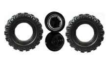 Power Wheels T3264 Jeep Hurricane Replacement Wheel- 2 Pack