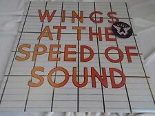 Rock LP : Beatles ~ Wings At The Speed Of Sound ~ In Shrink with Hype Sticker
