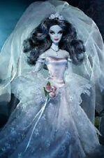 2015 Haunted Beauty Zombie Barbie Direct Exclusive NEW in Shipper