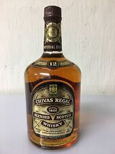 CHIVAS REGAL  12 years old IMPERIAL QUART 43% - 86 Proof Scotch Whisky Vintage A