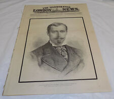 4/5/1884 ILLUSTRATED LONDON NEWS/Death-Duke of Albany,Prince Leopold/War Sudan