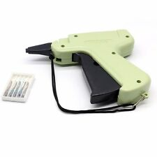 Hi Quality Price Tagging Gun Label Clothes Sock Garment Tag Machine + 5 Needles