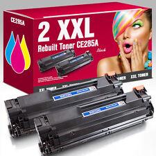 2 XXL Rebuild-Toner für HP CE285A LaserJet Pro P 1102