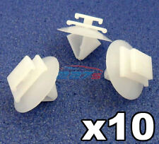 10x Citroen Saxo, C2, C3, Berlingo & Dispatch Plastic Side Moulding Trim Clips