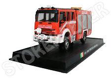 Fire Truck - FIRETECH 4000 - Italy 1999 - 1/64