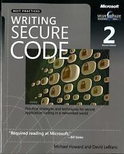 Writing Secure Code (2nd Edition) (Developer Best Practices) LeBlanc, David, Ho