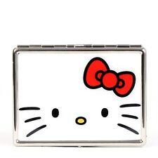 NIB Loungefly Hello Kitty White with Red Bow ID/Business Card Case