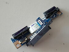 Genuine HP Elitebook 2540p SATA Hard Drive Connector Board LS-5255P LS-5256P-996