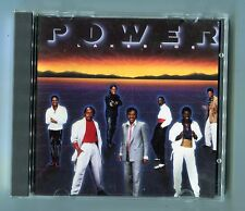 Lakeside cd POWER © 1987 FIRST PRESS  made in USA - # CD-72553  solar - records