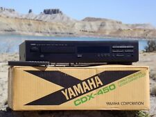 Yamaha CDX 450 with Remote, barely used & Original Packaging