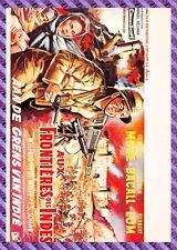 Carte Postale Affiche de Film - AUX FRONTIÈRES DES INDES (MORE/BACALL)