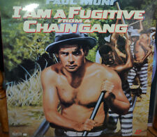 I am a Fugitive from a Chain Gang [ML102516] [1932 NTSC] Laserdisc (Good)