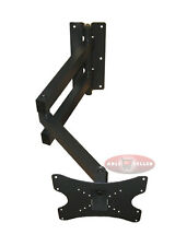 LONG ARM ARTICULATING CORNER TILT ARM SWIVEL LCD LED TV WALL MOUNT 32 36 37 40
