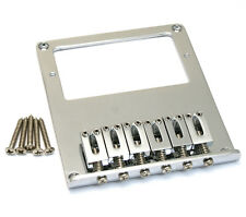 Chrome Humbucker High Mass Bridge for Fender Telecaster/Tele® GB-THB-C