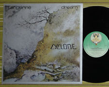 TANGERINE DREAM. CYCLONE, LP 1978 UK 1ST PRESS A1/B1 EX/EX GATEFOLD/SL