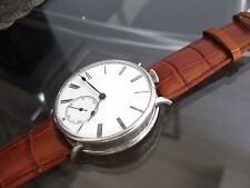 VINTAGE IWC SCHAFFHAUSEN WATCH CO CAL.66 PORCELAIN DIAL WRISTWATCH
