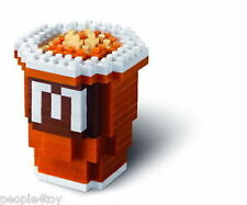 MC Donalds McCafe Nano Blocks