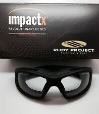 Rudy Project Guardyan Matte Black ImpactX Clear Photochromic NEW IN BOX!