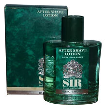 4711 SIR irisch moos - After Shave Lotion 100 ml - Neu & OVP (1. Version)
