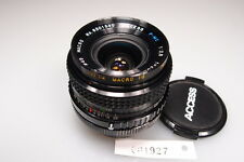 ACCESS P-MC 28mm 1:2.8 WIDE/MARO LENS CANON FD FIT L@@K