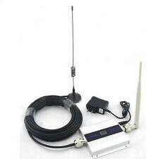 NEW LCD Signal Cell Phone Signal Booster 3G CDMA 850MHz RF Repeater Amplifier