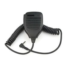 1Pin Handheld Speaker MIC Microphone PTT 3.5mm for YAESU VERTEX Radios FT-50R AS