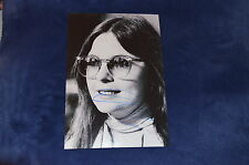 DIANE KEATON signed Autogramm 20x30 cm In Person DER PATE Rar!!