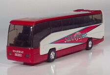 Sunnyside Express Mercedes Benz O303 Bus Coach Tourbus Die Cast Scale Model
