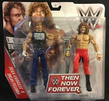 WWE Dean Ambrose & Brain Pillman 7in. Action Figure 2-Pack New 2015 Mattel