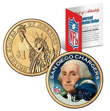 SAN DIEGO CHARGERS NFL US Mint PRESIDENTIAL Dollar Coin