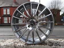 """4 Staggered 19"""" Mercedes C63 AMG Alloy Wheels 5x112 A C E S CLASS W204 C220"""